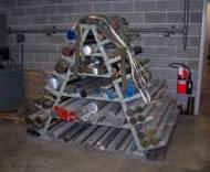 Physics Instrument Shop Materials