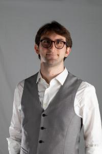headshot of Michael Cervia