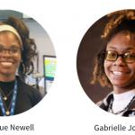 profile photos of Anosh Wasker, Dominique Newell, Gabrielle Jones-Hall, and Ryan Stempek