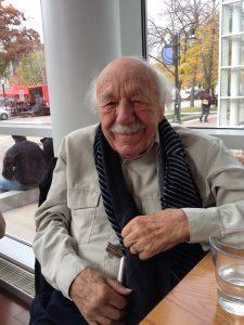 photo of Willy Haeberli